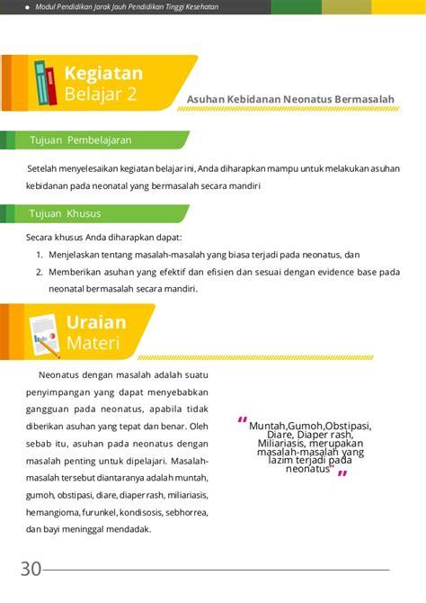 Buku Original Asuhan Neonatus Bayi Balita Dan Anak Pra Sekolah Wd 4 asuhan kebidanan neonatal fisiologis dan patologis
