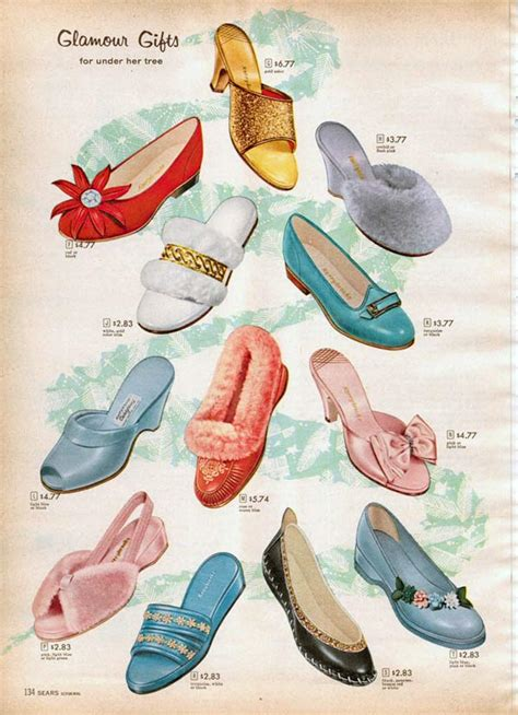 1950s slippers 1950s shoes styles trends pictures for