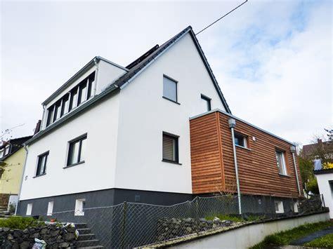 Haus Bauen Architekt 3414 by Modernisierung Eines Siedlungshauses In Wiesbaden Anbau