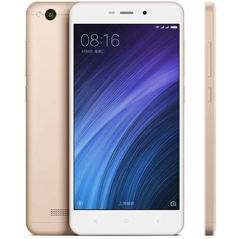 Xiaomi Redmi 4a 2 16g original xiaomi redmi 4a 2gb ram 16g rom mobile phone snapdragon 425 13mp 3120mah