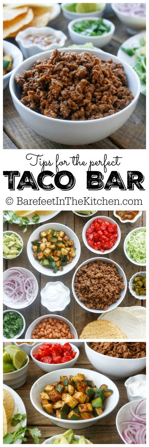 toppings for taco bar 25 best ideas about taco bar party on pinterest nacho