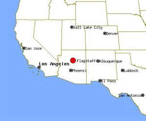 flagstaff arizona map