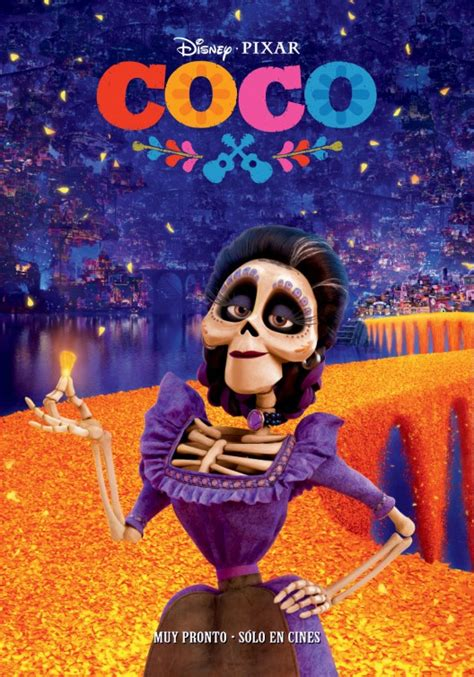 coco english movie click to view extra large poster image for coco pixar