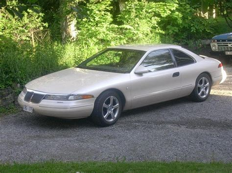 electric and cars manual 1995 lincoln mark viii regenerative braking 1995 lincoln mark viii information and photos momentcar