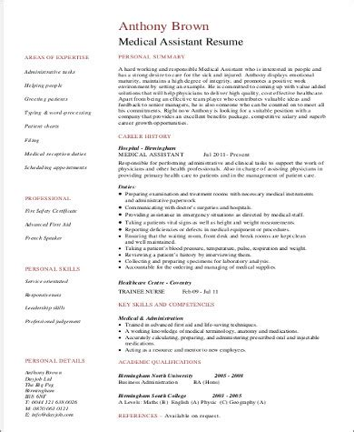 sle medical customer service resume 6 exles in