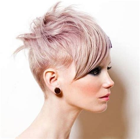 edgy hairstyles for thin hair best short haircuts for thin hair styles weekly