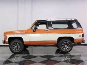 1973 chevrolet blazer k5 post mcg social