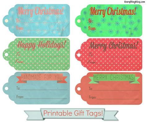 printable christmas labels for presents printable christmas gift tags for you everythingetsy com