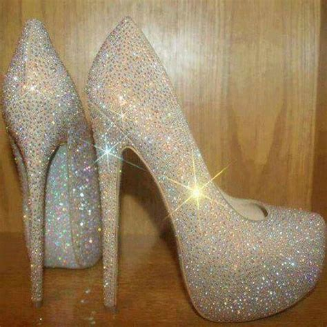 Shiny Sparkly Diamonds What More Could You Want From Your Earphones by Gold Heels Killr Heels High