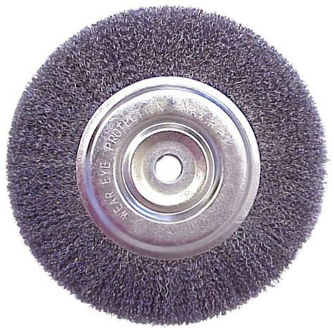 wire wheel brush for bench grinder 6 quot wire brush wheel for bench grinder review grinder reviews