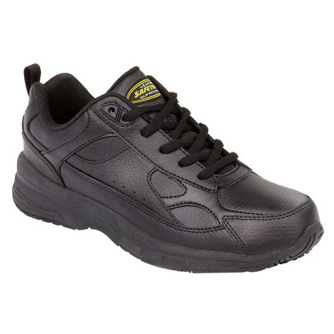 big size shoes c safetrax women s non skid kelly 3 leather work shoe wide