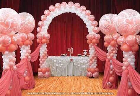 Wedding Arch Balloons by Balloon Arches Balloon Blast