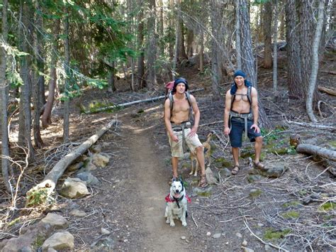 pct section hikes section hikers pacific crest trail sky lakes wilderness