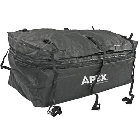 carrier bag waterproof hitch cargo carrier bag roof bag 11 13 8 cu ft discount rs
