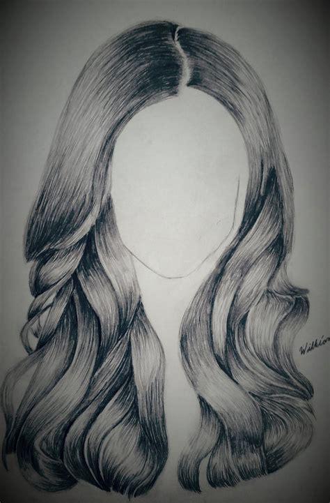 sketches of hair dubz002 deviantart