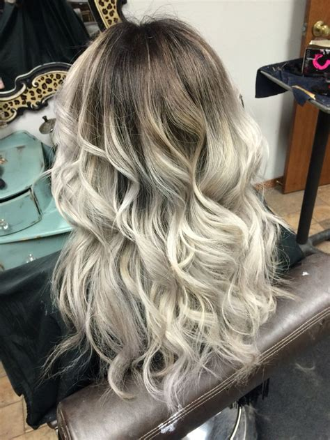 how to achieve dark roots hairstyle 960 best hair nails face body images on pinterest