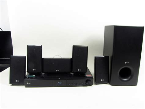 lg lhb335 bluray 5 1 surround sound home theater system ebay