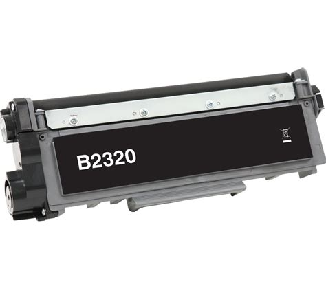 Toner Remanufactured buy essentials remanufactured tn2320 black toner cartridge free delivery currys