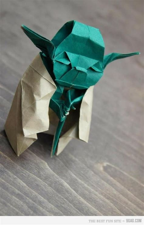 How Do You Make Origami Yoda - 17 best images about origami on