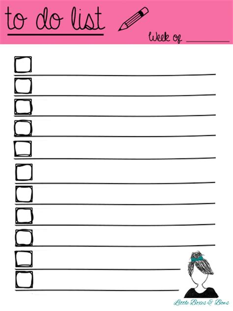 things to buy list template to do list printables to do list template