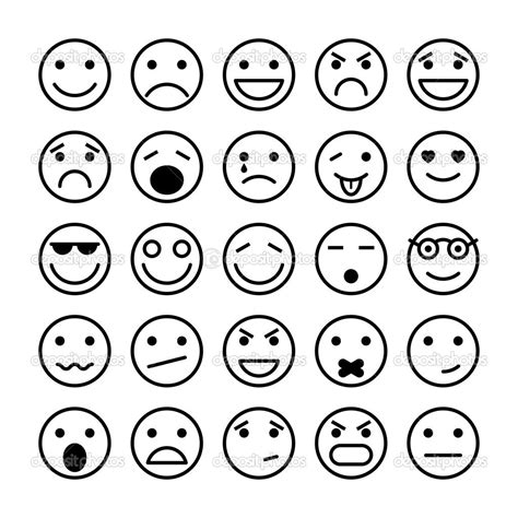 emoji happy face coloring page marina pinterest