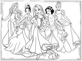 imagenes de princesas de disney para imprimir archivos