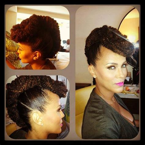 nicole ari parker braided hairstyles african naturalistas natural hair event in lagos tomorrow