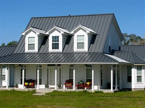 pictures for homes metal roof classic look durable material premier