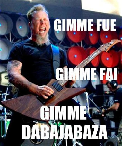 Metallica Memes - gimme fuel gimme fire random funny picture funny