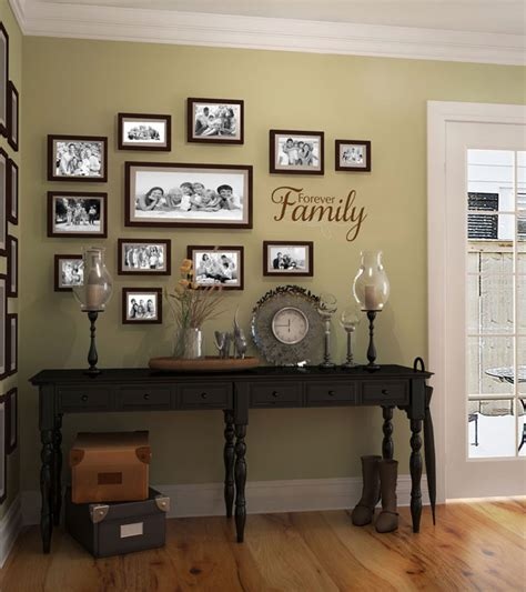 entry way wall decor forever family entry way wall decal pinterest home decor