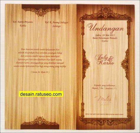 file undangan pernikahan  bisa diedit desainratuseocom