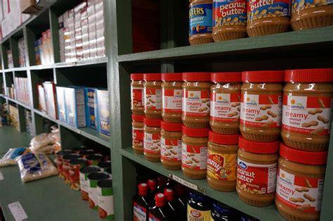 Food Shelf by To Collect Food Donations Year Lamoille Project