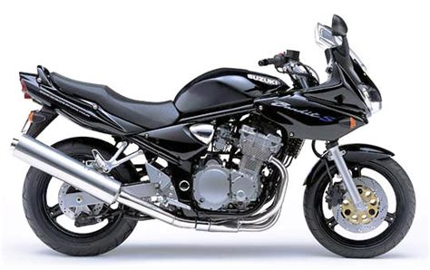 Suzuki Bandit 600 Black Suzuki Gsf600 And Gsf600s Model History