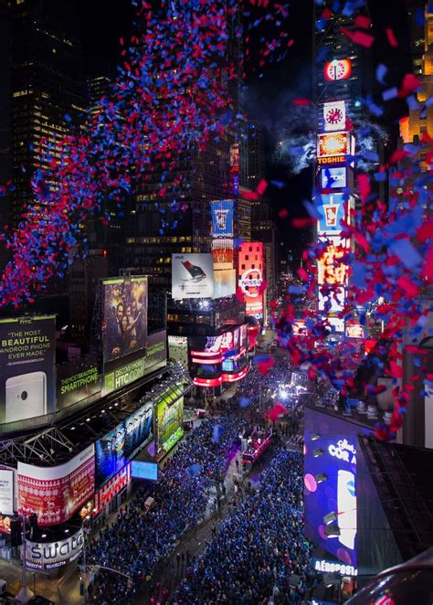 new year in times square 2014 from the 1930s to present new year s in new york s