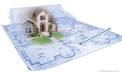 Blueprint For House The Construction Of The Plan Of Construction Maronda Homes