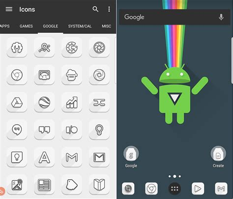 android icon pack 13 of the best icon packs for android customization heaven androidpit