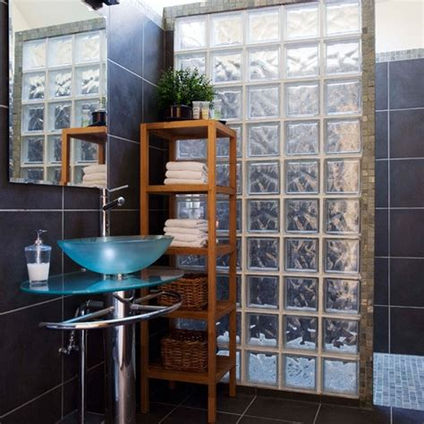 Glass Bathroom Tiles Ideas - 30 amazing ideas about framing a bathroom mirror with
