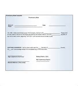 free printable promissory note template blank promissory note templates 13 free word excel