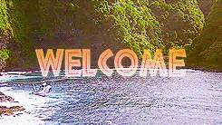 welcome format gif nature gif find share on giphy