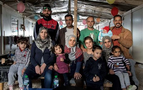 Pit Room How Food Brought An Unlikely Group Of Syrian Refugees