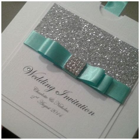 Handmade Invitations - handmade luxury wedding invitation the by