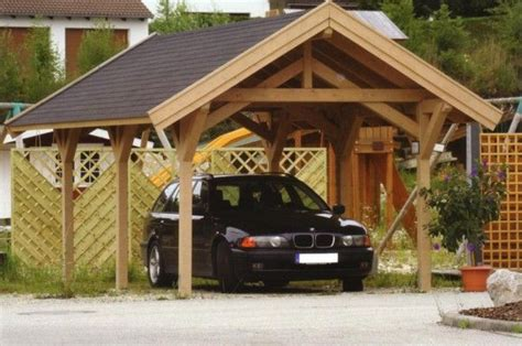 Two Car Carport Kits Http Brianlong Hubpages Hub Wood Carport Kits