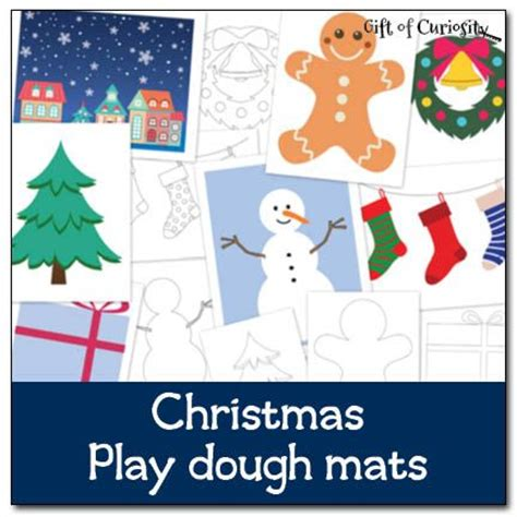 printable winter playdough mats pinterest the world s catalog of ideas