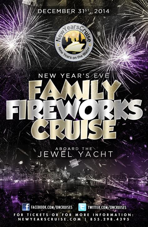new years tickets nyc new year s family fireworks cruise aboard the