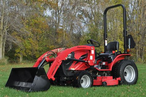 mahindra new arrival the tractor company compact tractors