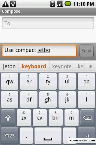 better keyboard better keyboard free motorola i1 app