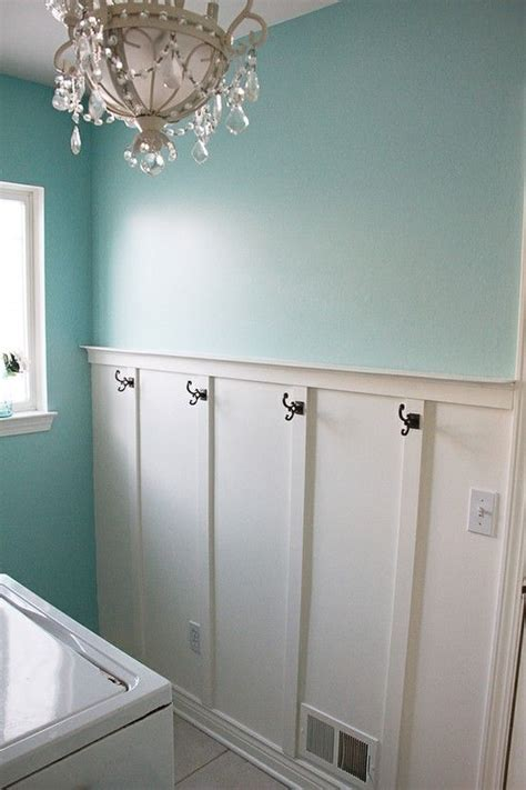 bathroom chair rail ideas 37 best images about chair rail on pinterest
