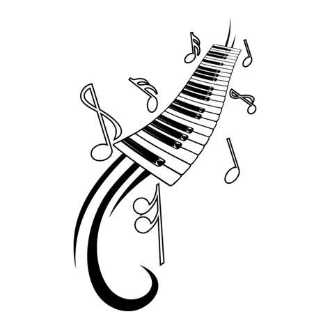 google imagenes con notas musicales vinilo decorativo piano y notas musicales
