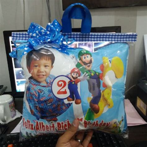 Souvenir Ultah Bantal Oscar 2 jual bantal foto souvenir ulang tahun anak karakter harga