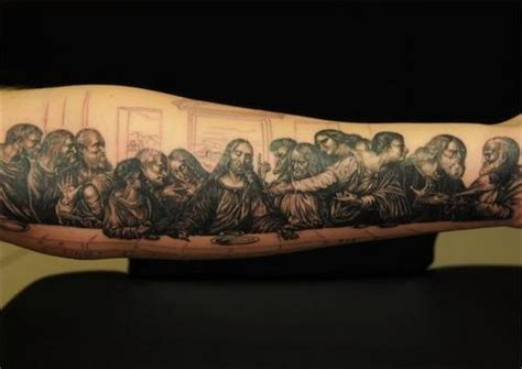 last supper tattoo 1000 images about jesus birthday 33 on last